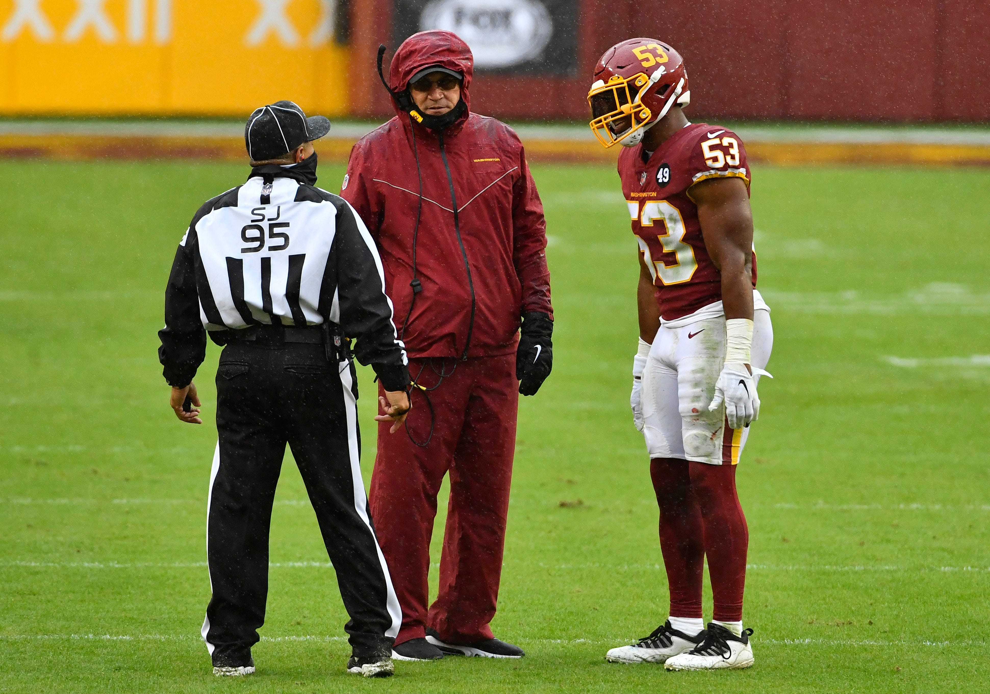 Washington Football Team's Ron Rivera completes final cancer treatment