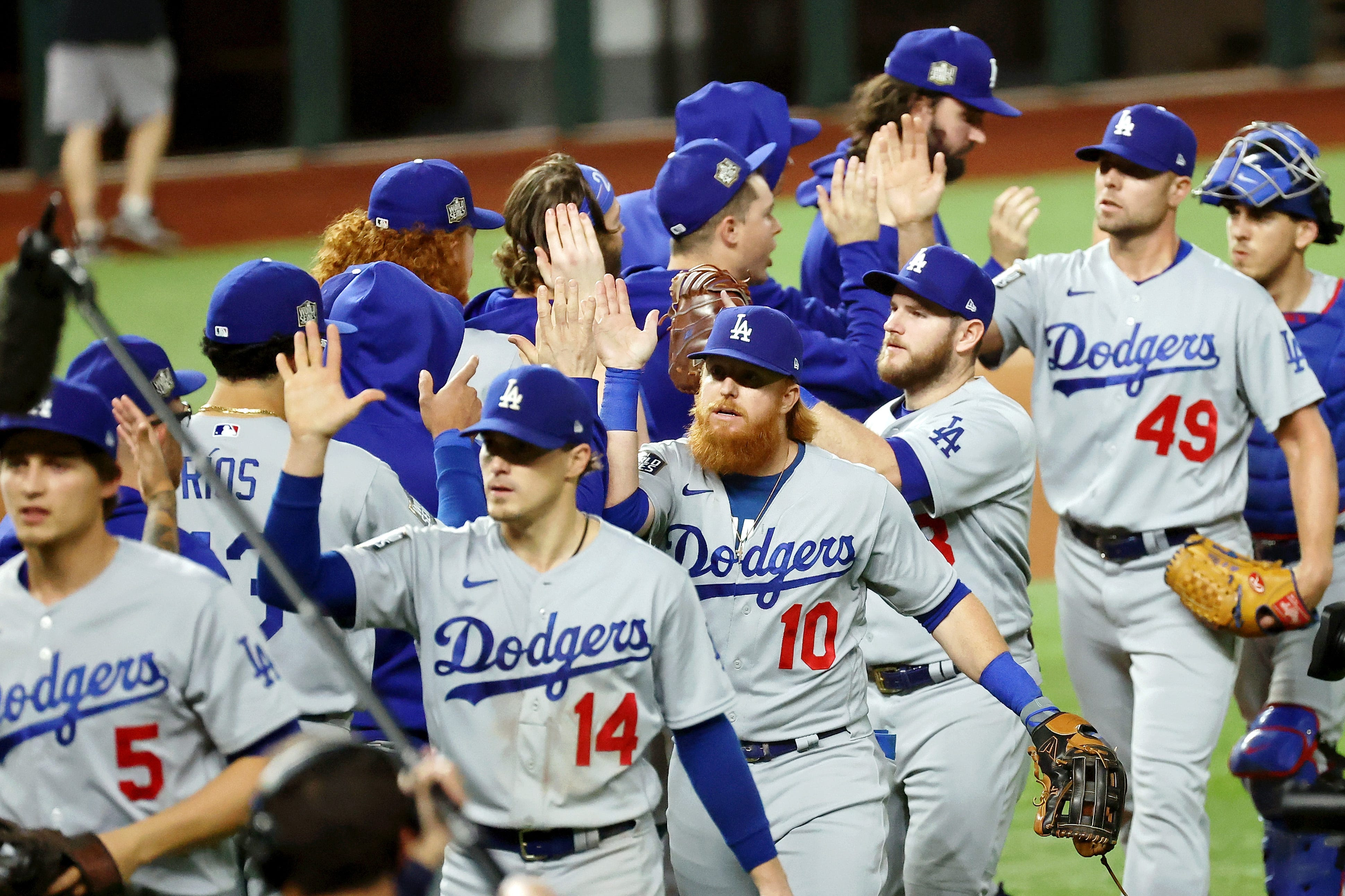 Vin Scully eager for Dodgers World Series win: 'What's taking them so long?'