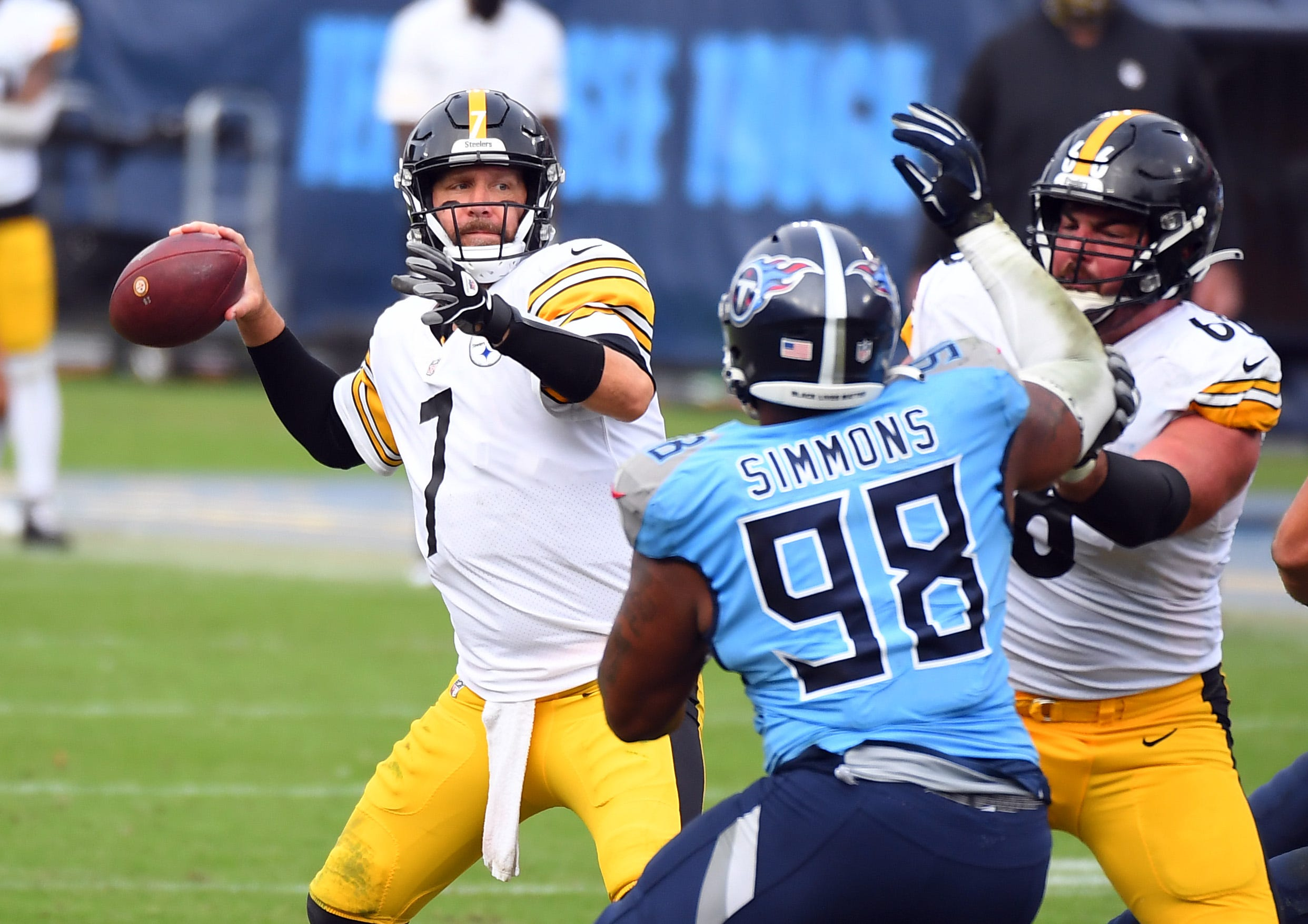 Steelers legend says defense is key to getting Ben Roethlisberger another ring