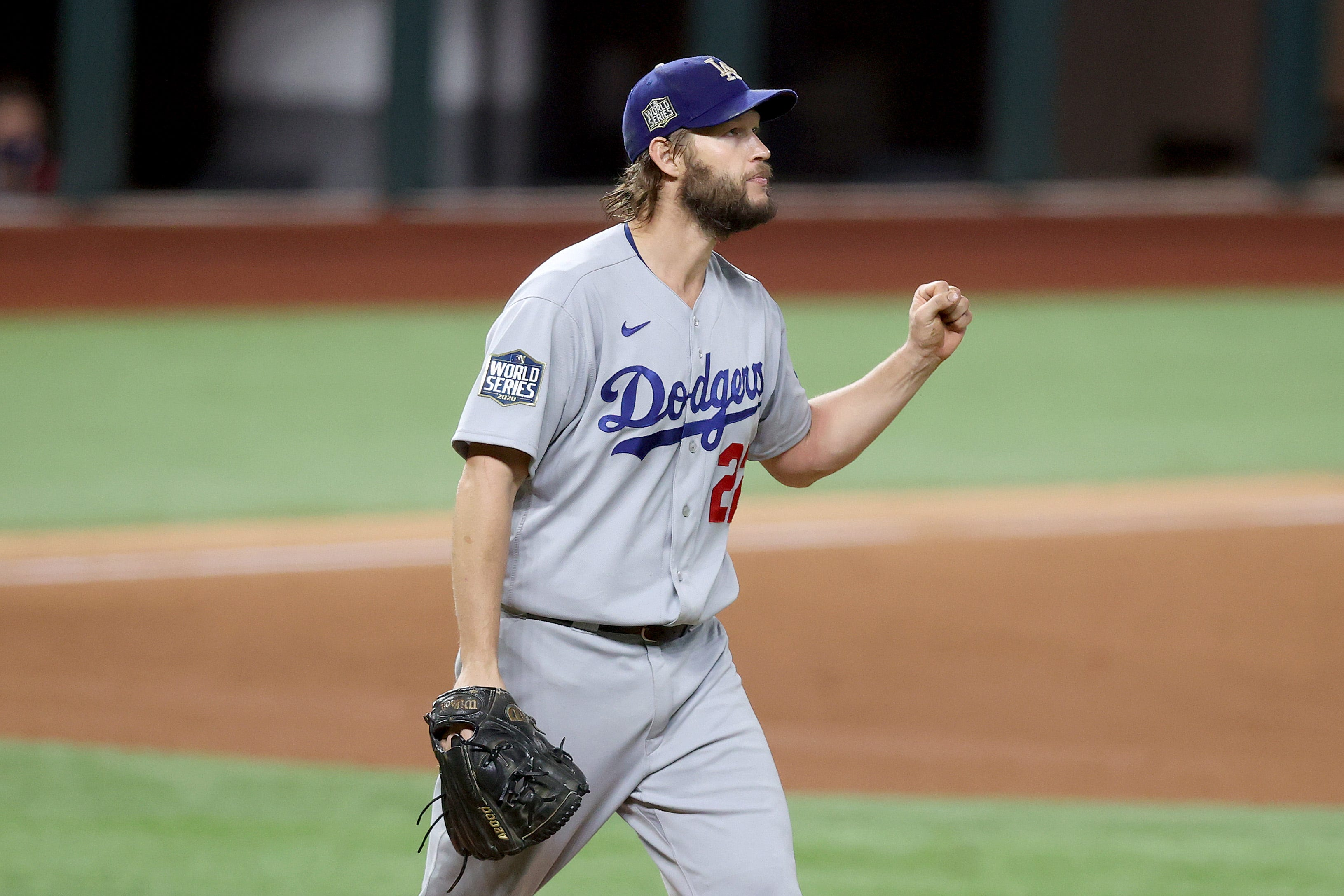 'He deserves it': Clayton Kershaw sets up Dodgers for first World Series title in 32 years