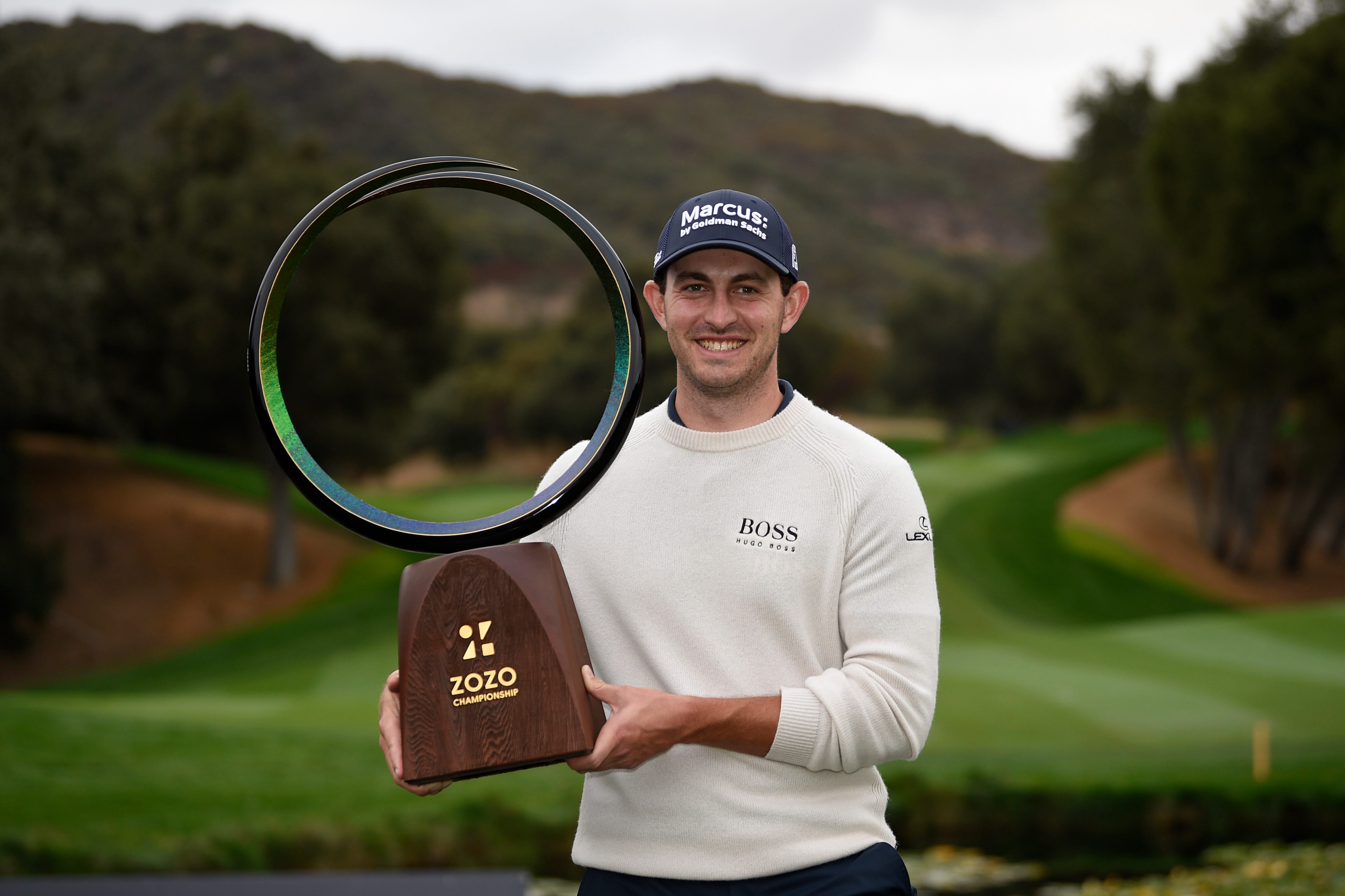 Patrick Cantlay gets hot down the stretch, wins Zozo Championship
