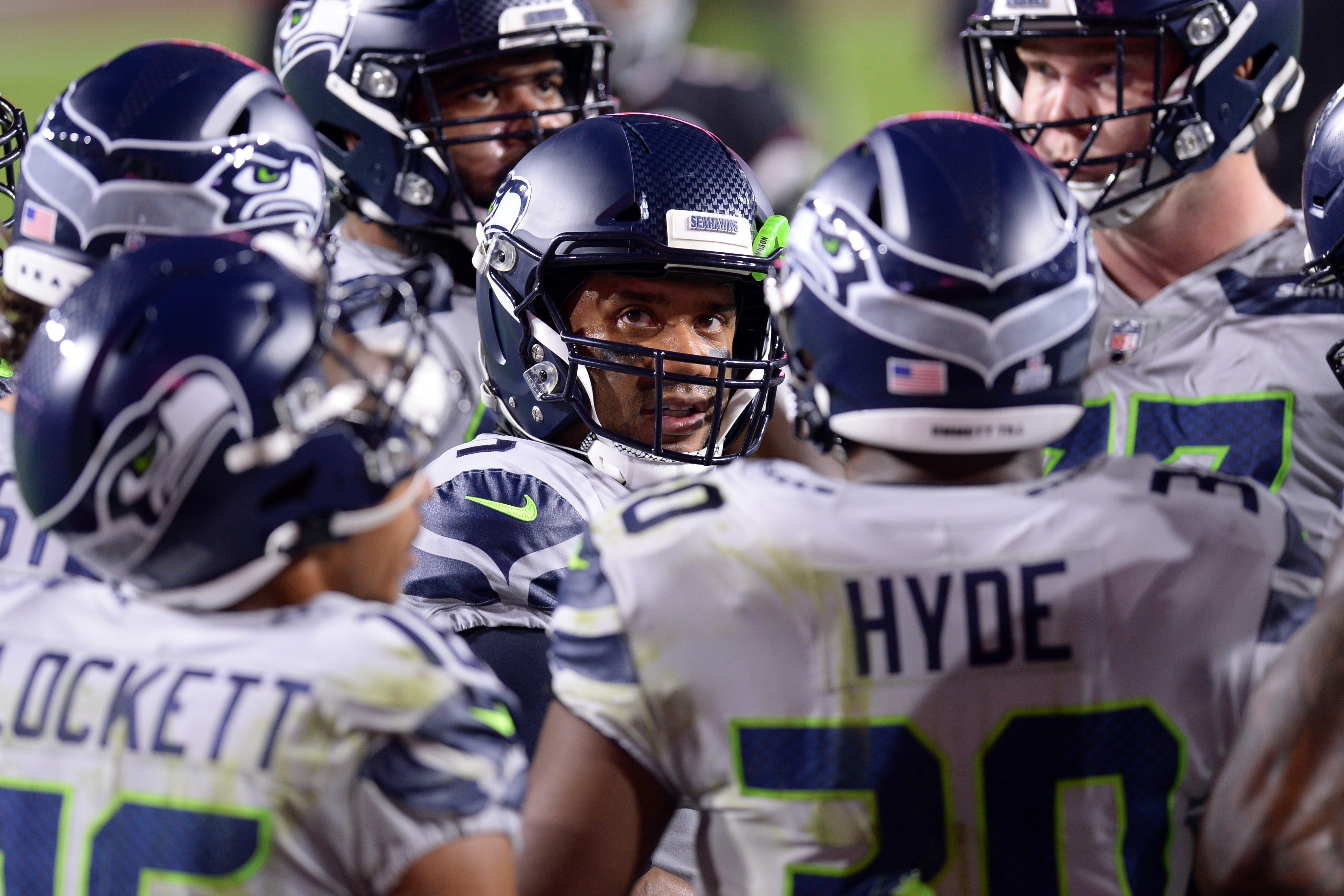 NFL Week 7 winners, losers: Seahawks squander opportunities in first loss