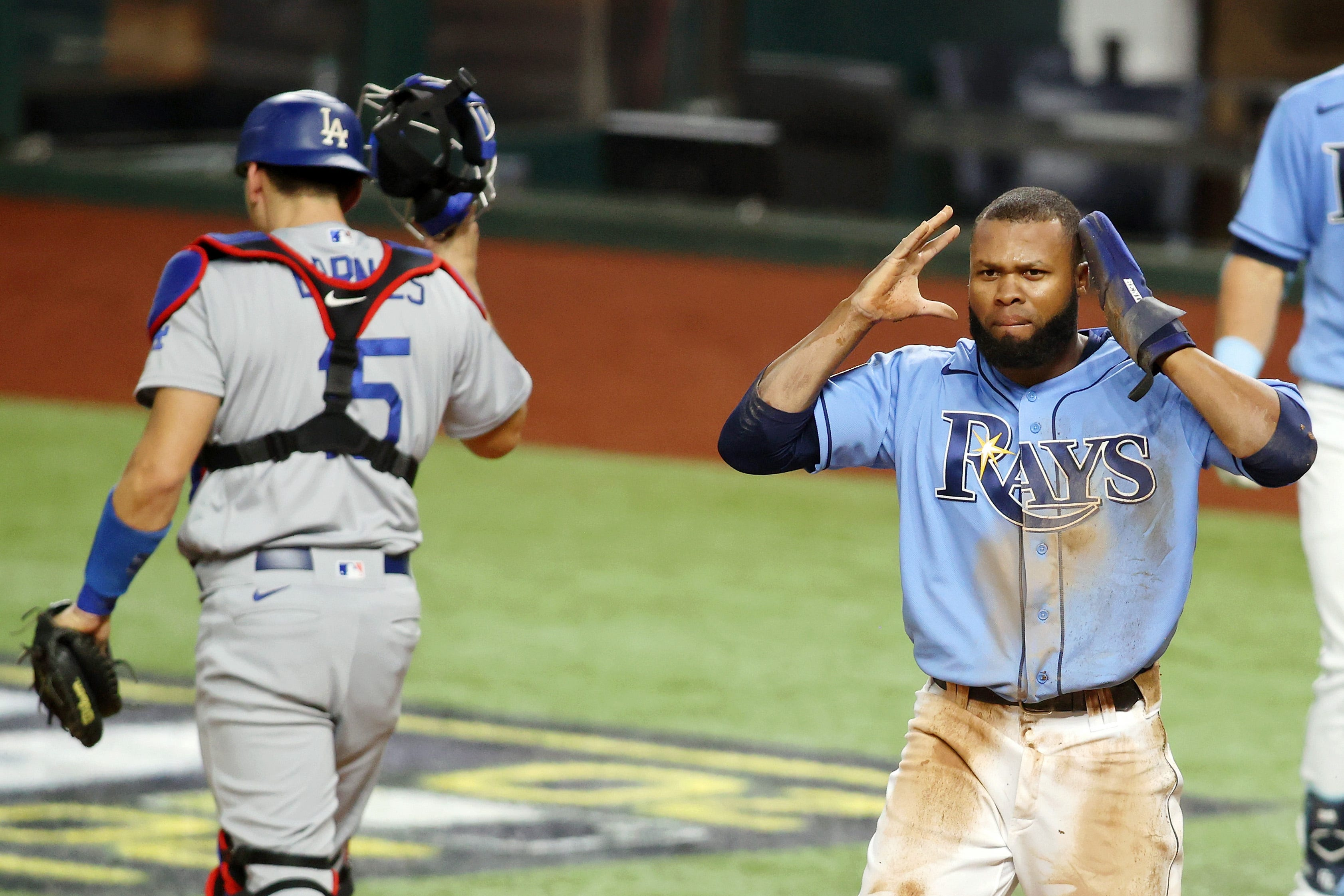 'No denying there's a problem': Unable to claw back in Game 5, Rays are pushed to the brink vs. Dodgers