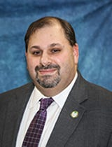 Current Warminster Township Manager Gregg Schuster is expected to be replaced by an unnamed interim manager during a special Thursday night meeting. [CONTRIBUTED]