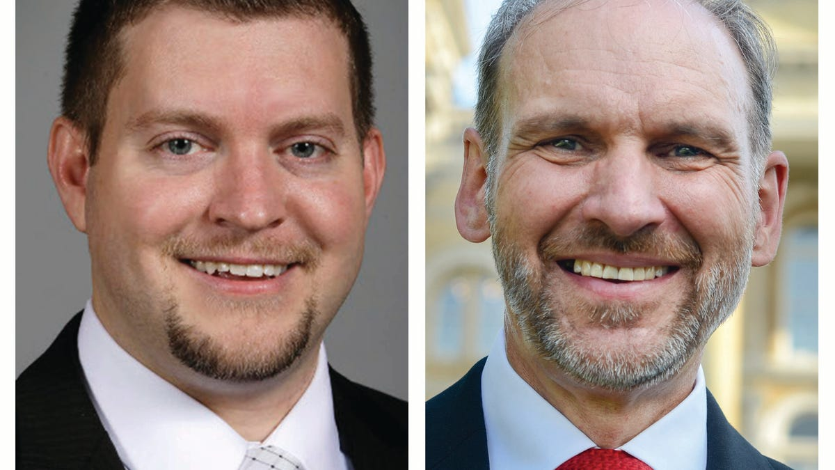 Meet the candidates for Iowa Senate District 10: Jake Chapman and Warren Varley