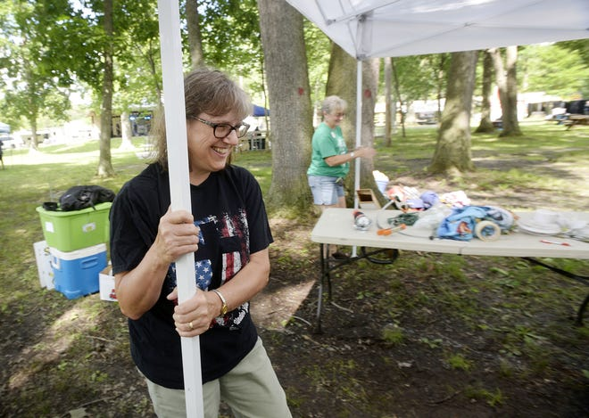 Members of the Ellwood City festival committee announced on social media Tuesday night thatthe 2021Arts, Crafts, Foods and Entertainment Festival hadbeen canceled.