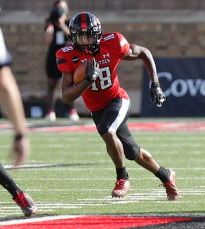 Freshman wide receiver Myles Price led Texas Tech with seven catches for 79 yards in the Red Raiders' 34-27 victory last week against West Virginia. Price was one of several young skill-position players the Red Raiders had to rely on with a swath of other receivers and running backs injured or otherwise unavailable. Those players remain questionable for Tech's home game Saturday against No. 24 Oklahoma.