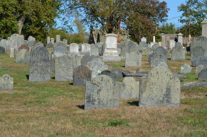 Common Burying Ground, Newport, Rhode Island