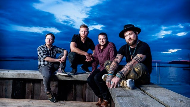 Rock band Twiddle will play Sussex County Fairgrounds on Nov. 1