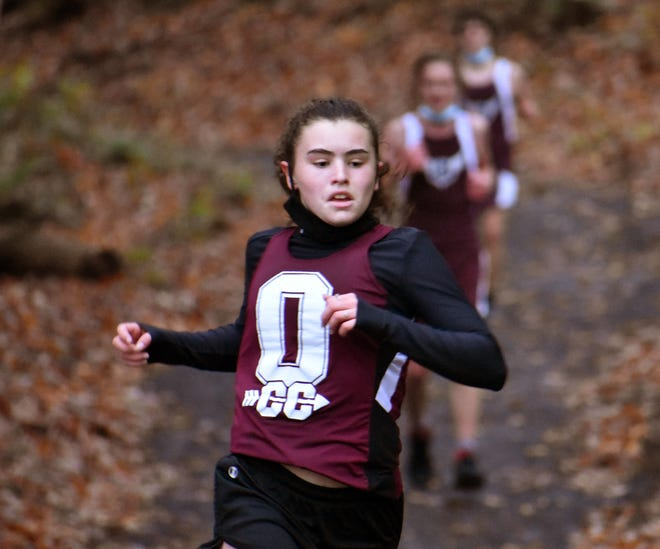 Center State Conference schools like Oriskany are taking part in the CSC Cross-Country Championships today in Newport. No spectators are allowed at the event, which will go on all morning and through the afternoon.