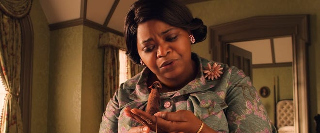 """Octavia Spencer stars as Grandma in Robert Zemeckis's adaptation of Roald Dahl's """"The Witches."""""""