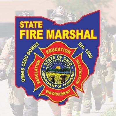Ohio fire marshal