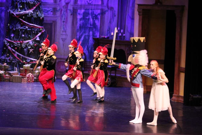 Tickets for the Nutcracker Ballet are now on sale for the December performances.