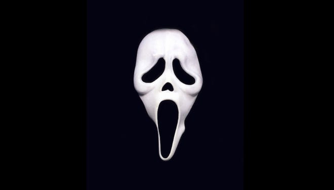 """The Ghostface mask has become an iconic part of the 'Scream"""" horror movie franchise, which is filming its fifth installment in Wilmington this fall."""