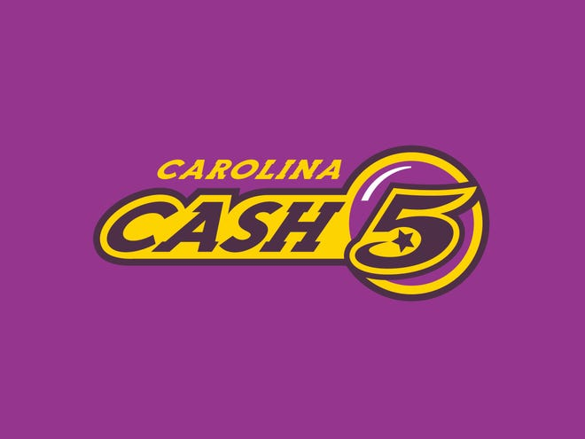 Carolina Cash 5 logo