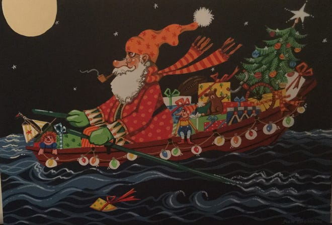 The Associated Artists of Southport will welcome the holiday season with two new displays — Holiday Treasures and Gifts and the Christmas Mug Challenge.