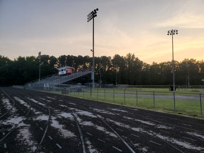 Pictured is the New Bern High School football stadium. [CONTRIBUTED PHOTO]