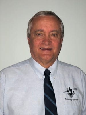 The Sussex County Vocational Technical School District named Philip J. Wilson, the district's technology coordinator, as its Educational Support Professional of the Year.
