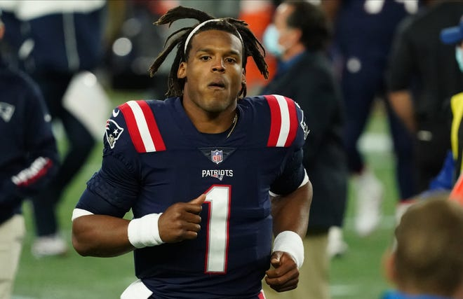 The recent play of Patriots quarterback Cam Newton has been a cause for concern.