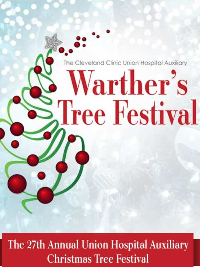 Warthers Christmas Tree Festival 2020 Union Hospital Auxiliary to host annual Christmas Tree Festival.