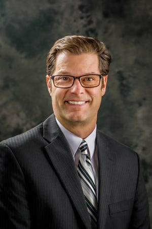 Scott McAfee is chief communications and marketing officer for New Albany.