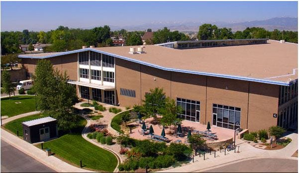 Part of the RMCIT campus in Loveland that is being sold to a group of local investors.