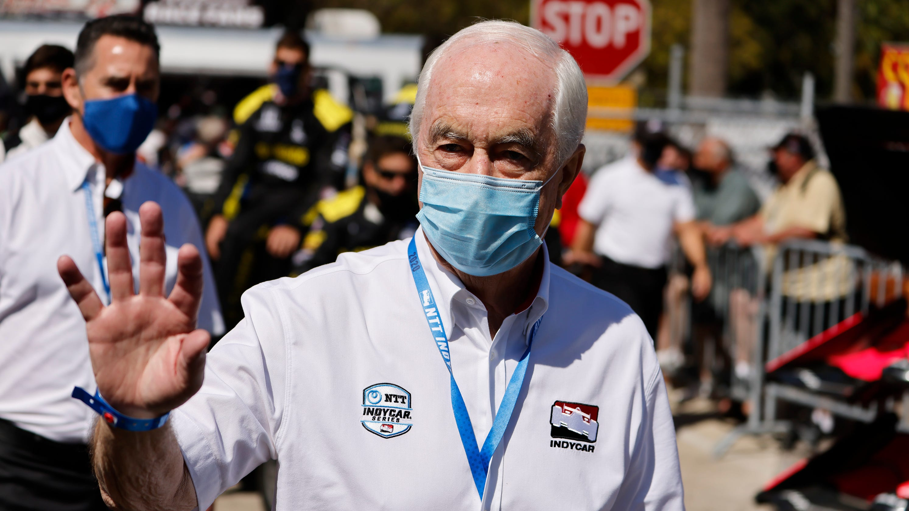 Roger Penske on hopes for Indy 500 fan attendance: 'Our goal is to have 250,000'