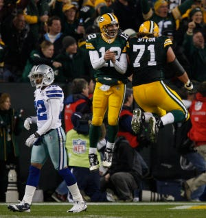 Green Bay Packers Revisiting The 2010 Super Bowl Run Week 9