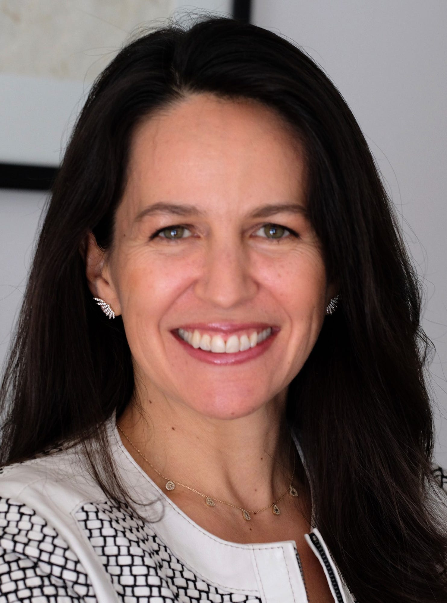 """Marcela Escobari is a senior fellow at Brookings Institution, a public policy research organization based in Washington, D.C. """"We say there is a skills gap and yet training is going down,"""" Escobari said."""