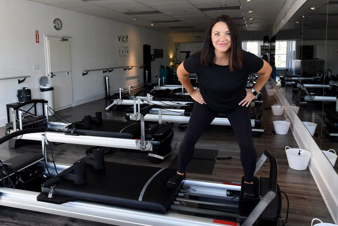 Carrie Messner, owner of village [core] fitness in Granville, came back to her home town and opened the fitness studio in July of 2015.