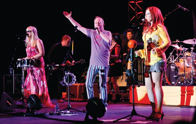 Musical artists who have performed at the annual Evening Under the Stars gala include The B-52s (pictured), Barry Manilow, Cyndi Lauper, Maxine Nightingale and Gladys Knight.