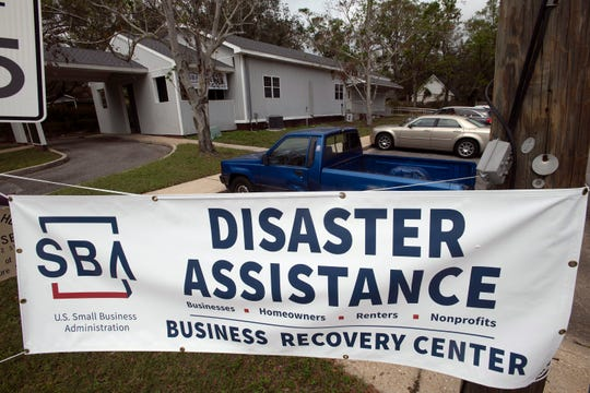 The Small Business Administration's Disaster Assistance Business Recovery Center is open and ready to help area residents with their Hurricane Sally needs at the East Pensacola Height's Club House on Tuesday, Oct. 27.