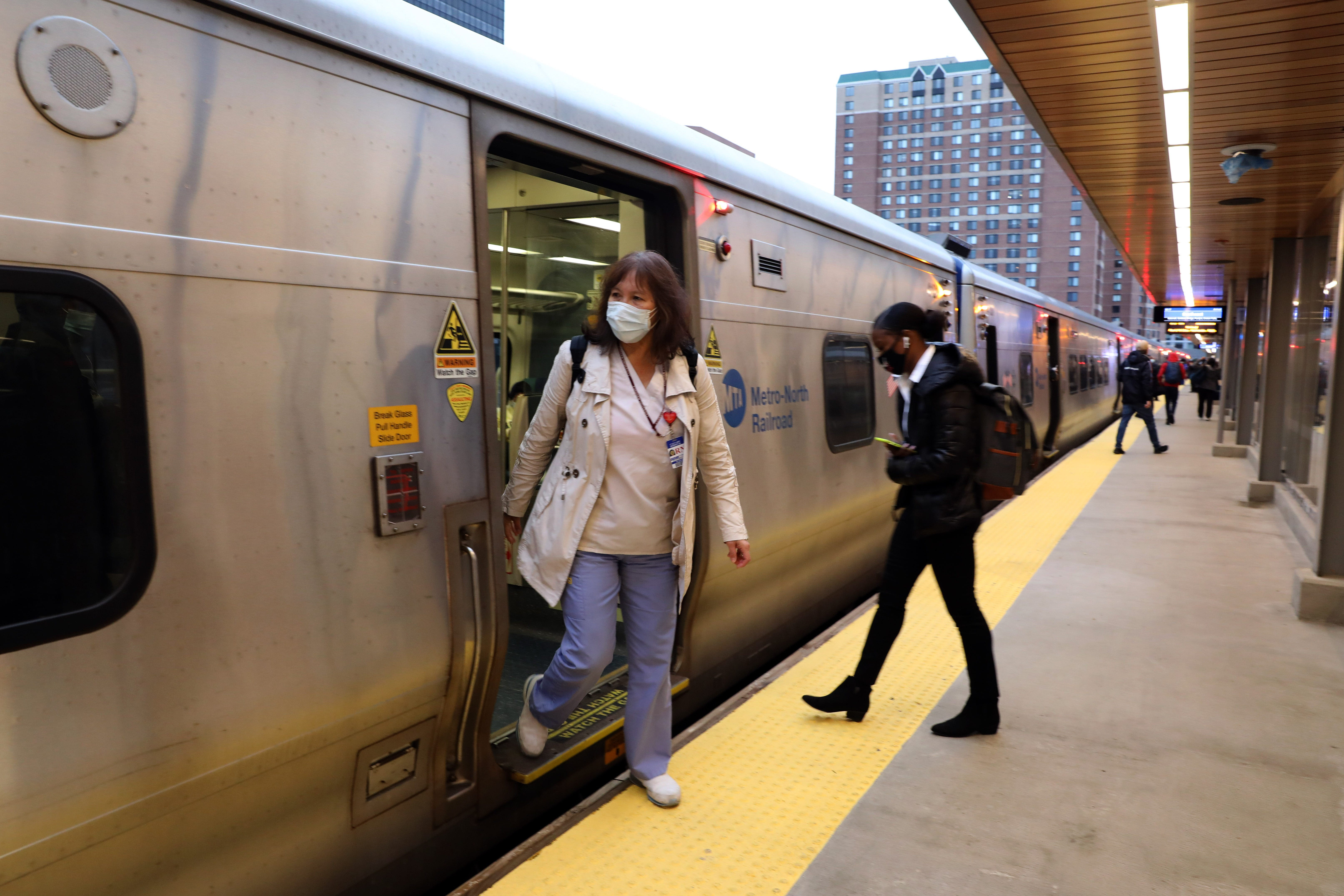 NYC subway system faces steep cuts; MTA chairman calls on 'Amtrak Joe' Biden to stave off 9,400 layoffs