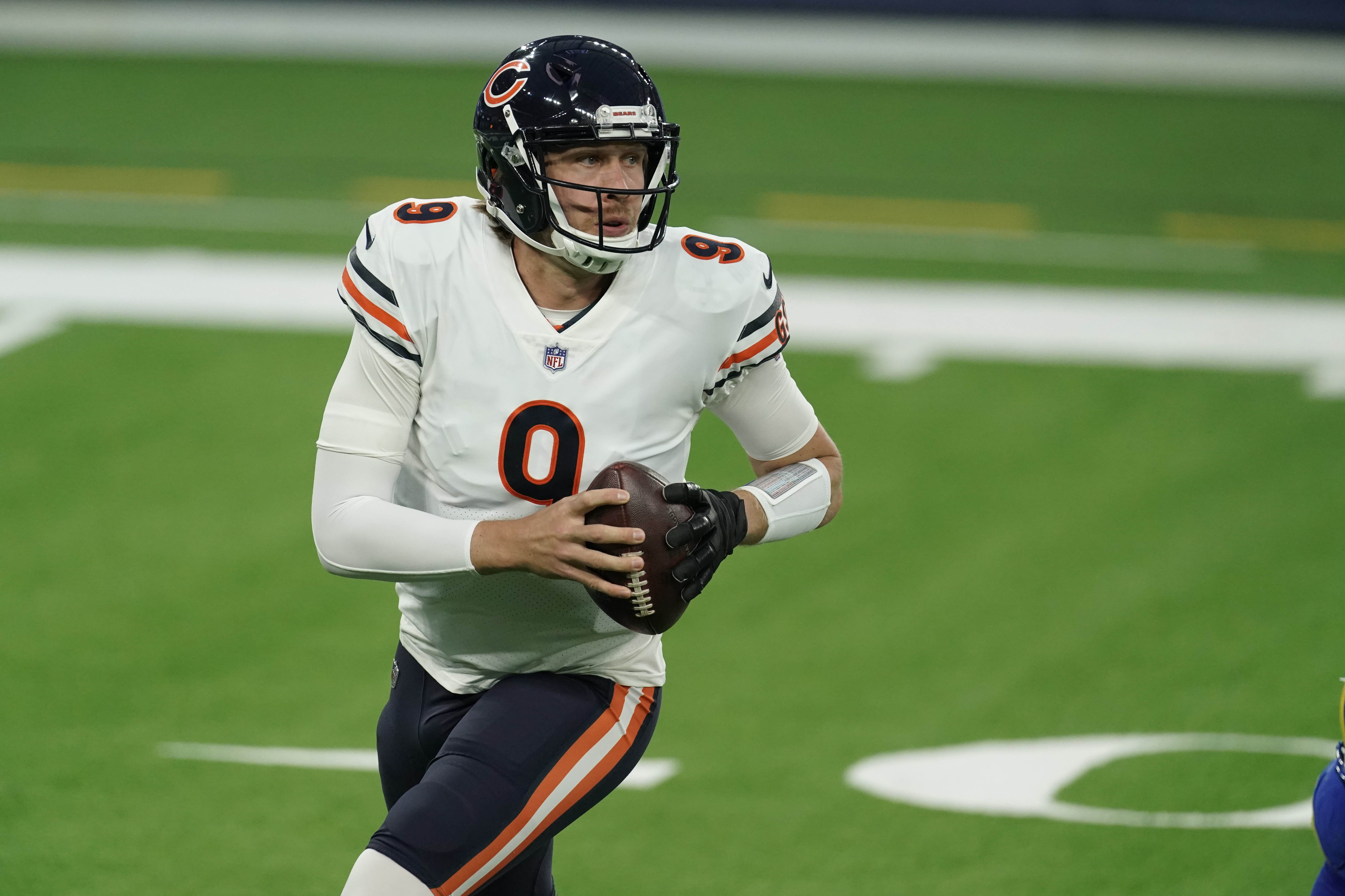 Bears' Nick Foles, Matt Nagy respond to ESPN analyst Brian Griese's comments during 'Monday Night Football'