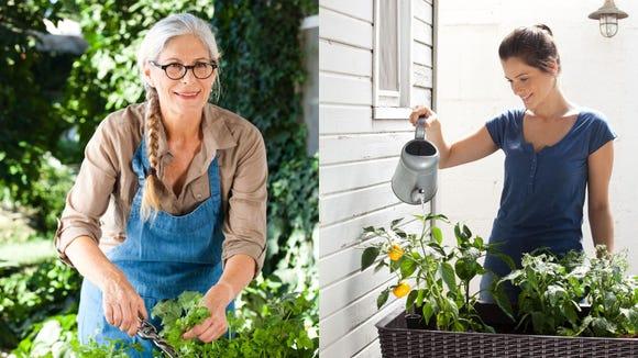 Best gifts from Walmart 2020: Keter Elevated Garden Plastic Planter