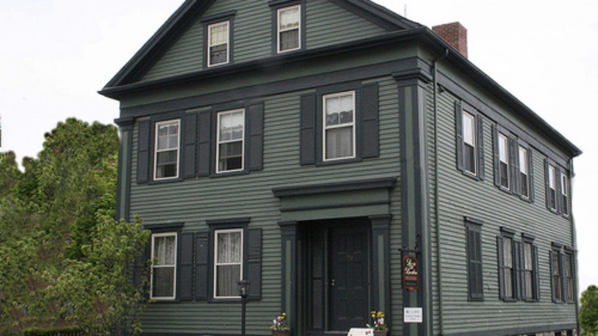 Site of Borden double-murder with an ax for sale in Massachusetts