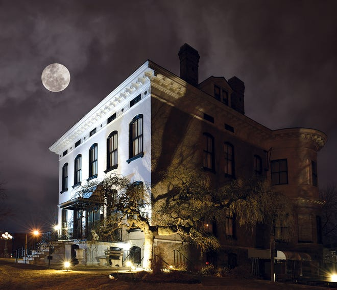St. Louis' Lemp Mansion, home to a brewing dynasty, was built in 1890. Three members of the family shot themselves there.