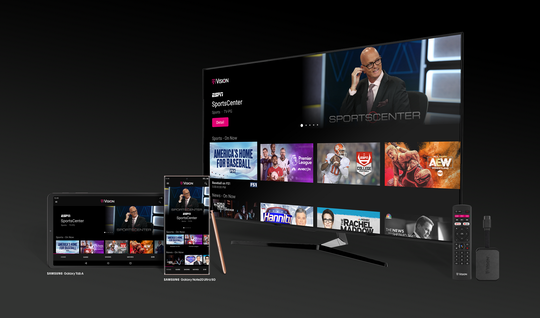 T-Mobile is launching TVision, a multi-tiered streaming service with live TV news and sports starting at $40 monthly and an entertainment-focused tier for $10 monthly.