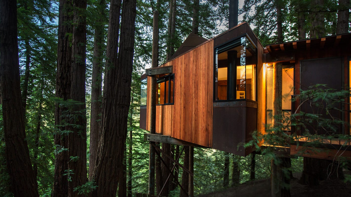These unique lodging spots offer COVID-weary travelers social-distanced splendor