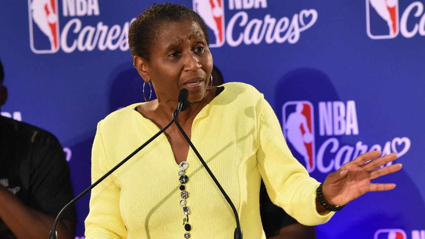 NBPA's Michele Roberts on NBA proposal to start 2020-21 season in December: 'I don't know what I think yet'