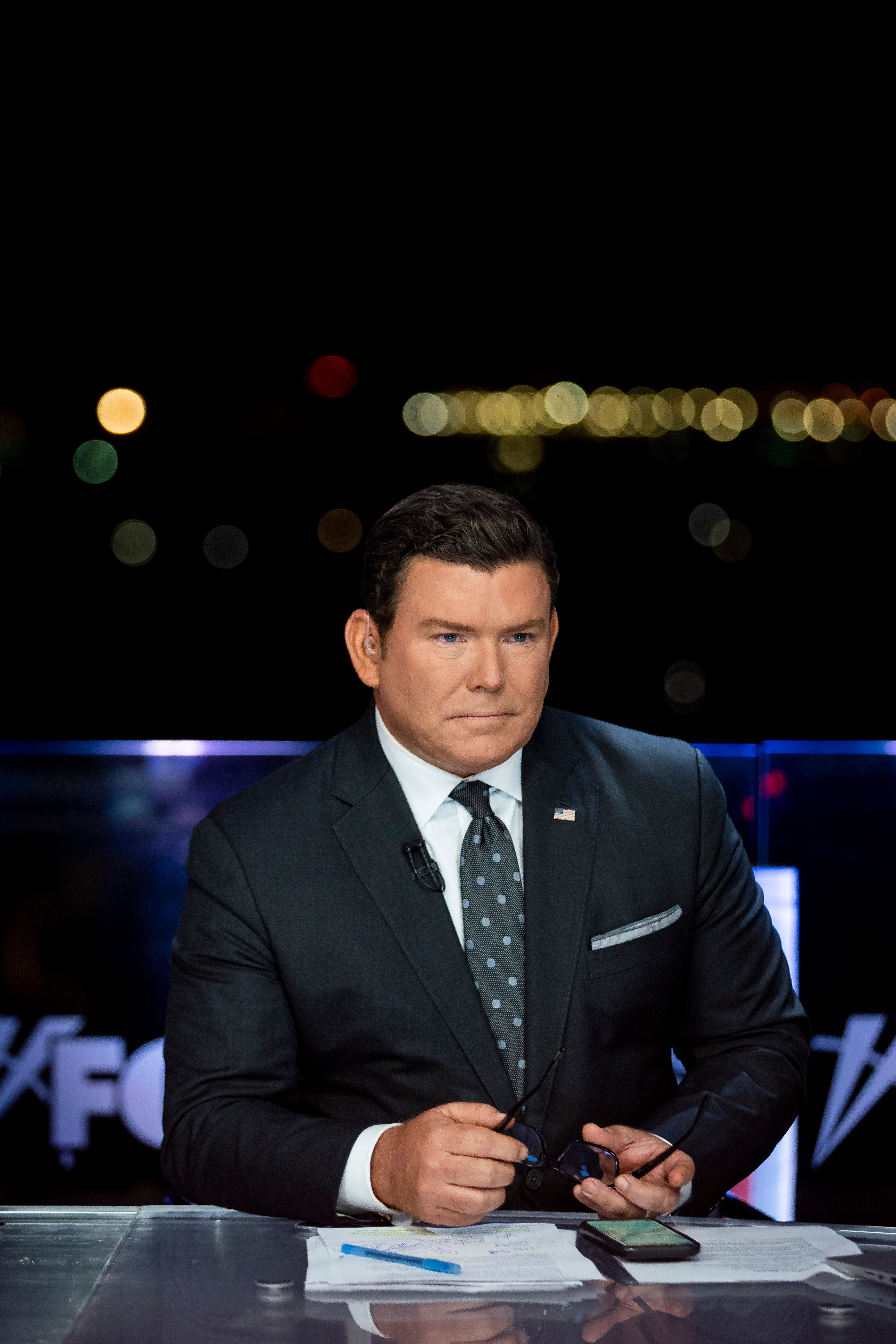 Fox News  Bret Baier on election, son s health battle ahead of fourth open-heart surgery