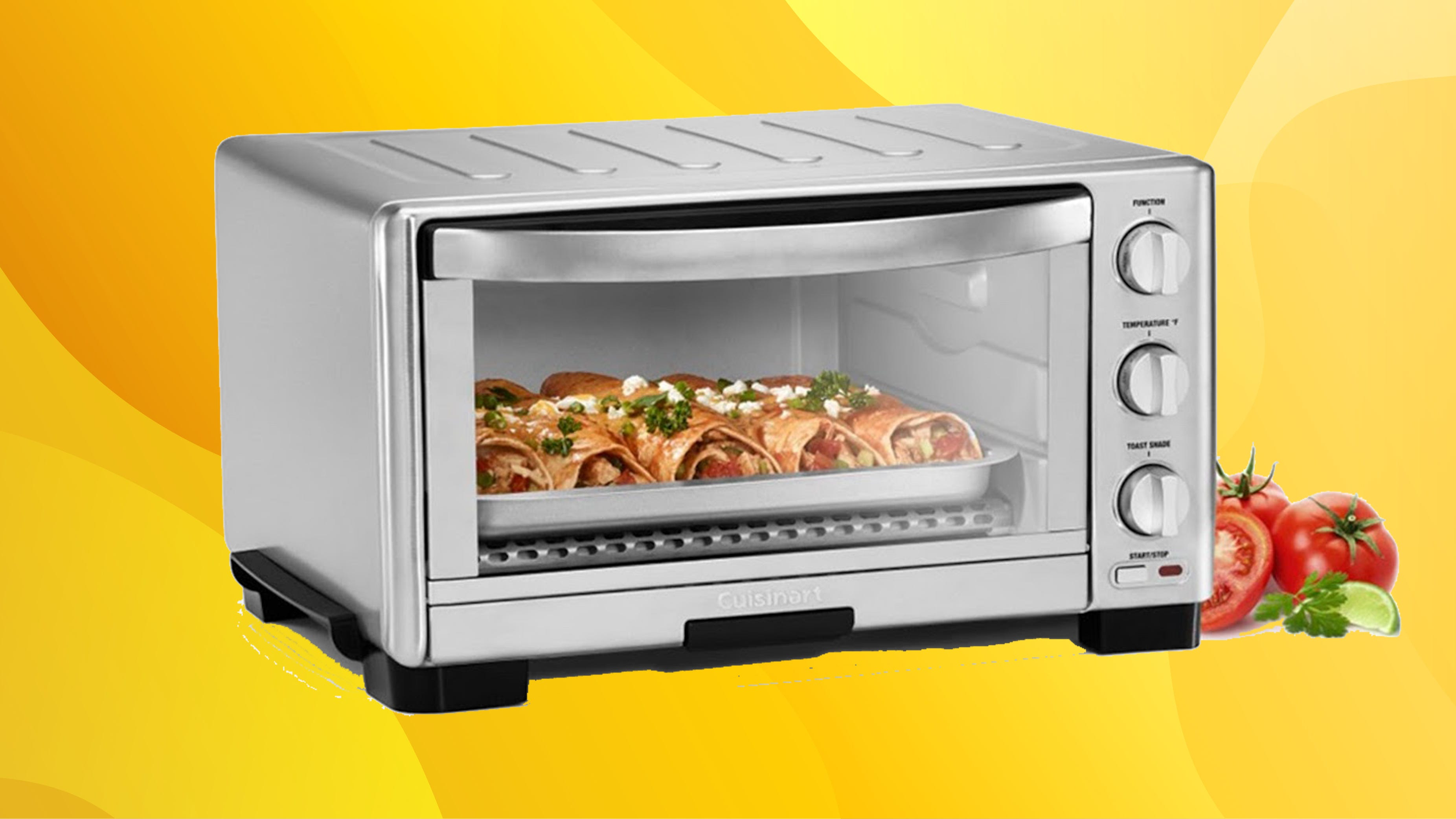 This Cuisinart toaster oven is a huge hit with Macy's shoppers—and it's less than $100
