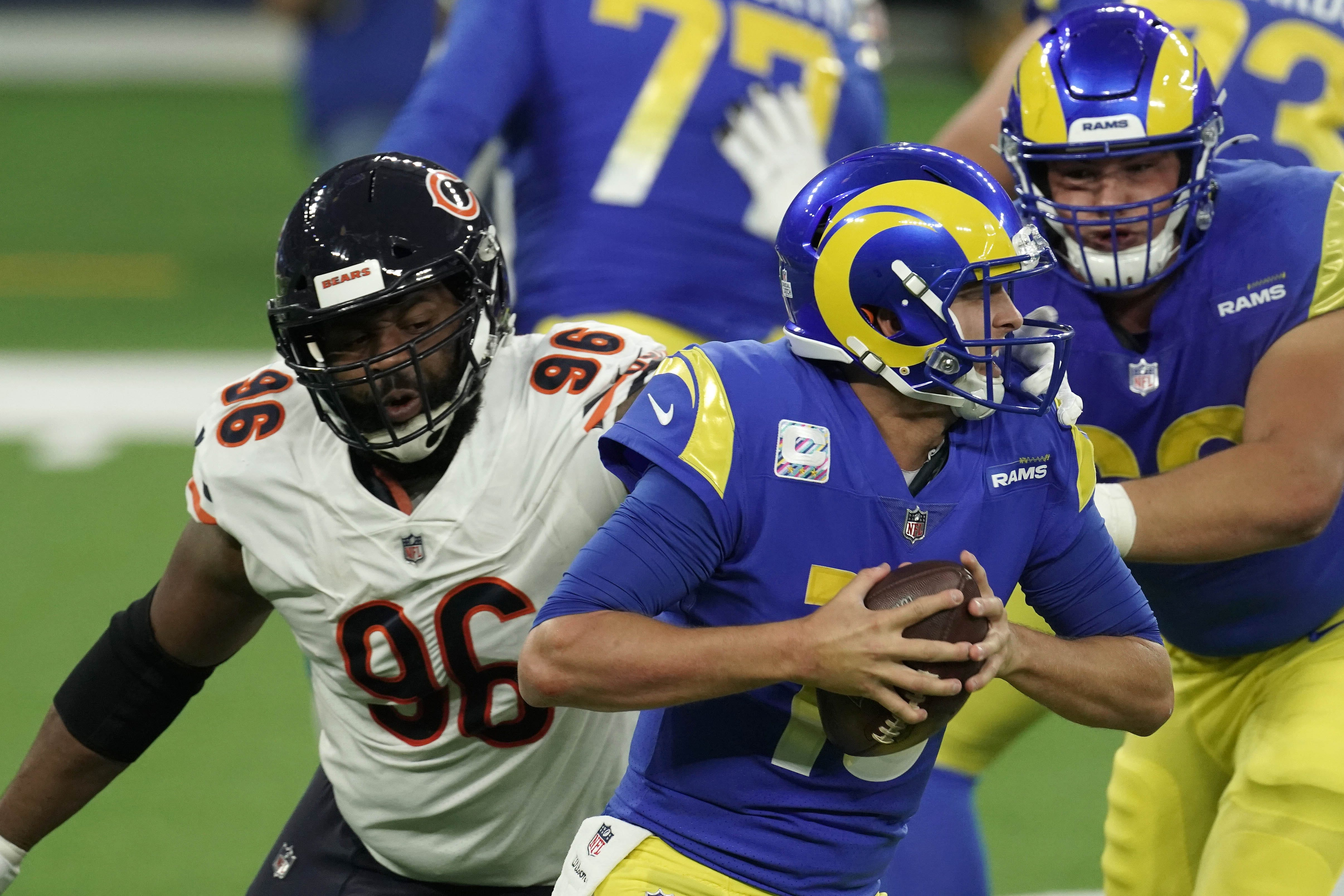 Report: NFL stat correction in Bears-Rams game costs bettor nearly $1 million