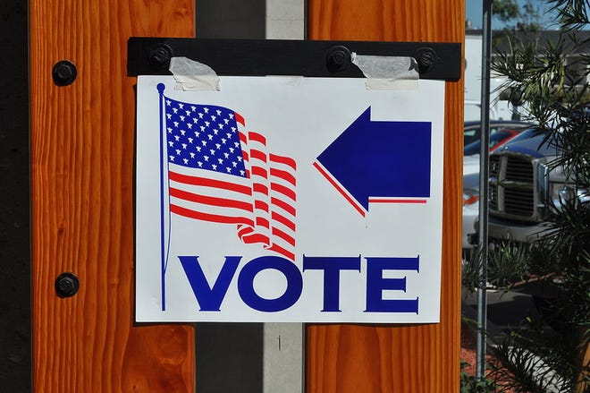 Polls on election day open at 7 a.m.
