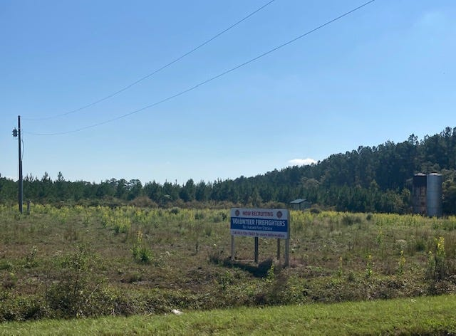 A new Marsh Cove fire station will soon be constructed next to S.C. 462 after Jasper County Council approved a bid from C. Merrill Construction.