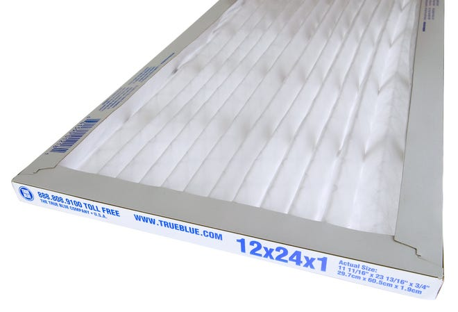 Now is a good time to check and change your furnace filter.