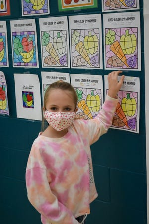 Students at Cambridge Primary celebrate Red Ribbon Week with themed days promoting healthy living.
