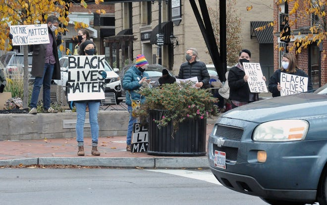 Wednesday marked the 150th consecutive day protesters have gathered at the square in Wooster since George Floyd died May 25 while in the custody of the Minneapolis Police Department.