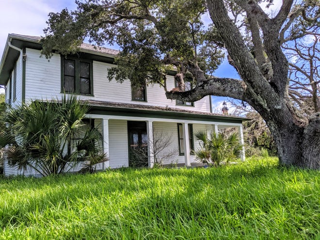 The Pacetti House, in Ponce Inlet, is one of two historic sites in Volusia County to soon be added the National Register of Historic Places.