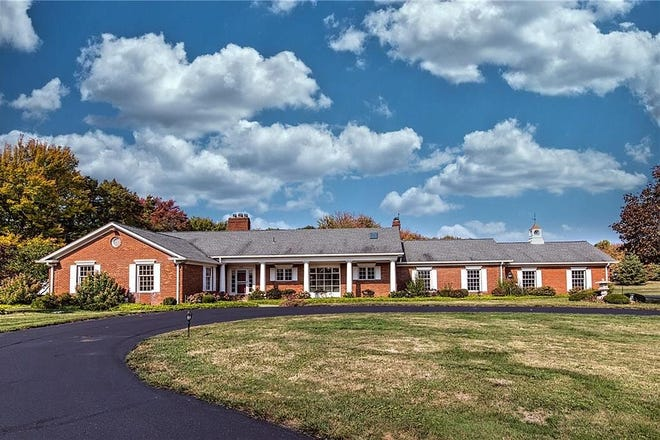 This sprawling home at 3340  Zimmerly Road, in Millcreek Township, is listed at $1.6 million